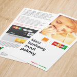 Leaflet Mockup – 99×210